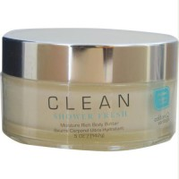 Clean Shower Fresh - Clean Hydrating Body Cream 142 g