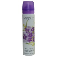 April Violets - Yardley London Body Spray 80 ml