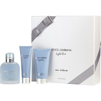 Light Blue Eau Intense - Dolce & Gabbana Gift Box Set 100 ml