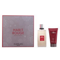 Habit Rouge - Guerlain Gift Box Set 100 ml