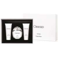 Obsessed - Calvin Klein Gift Box Set 100 ml