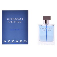 Chrome United - Loris Azzaro Eau de Toilette Spray 50 ml