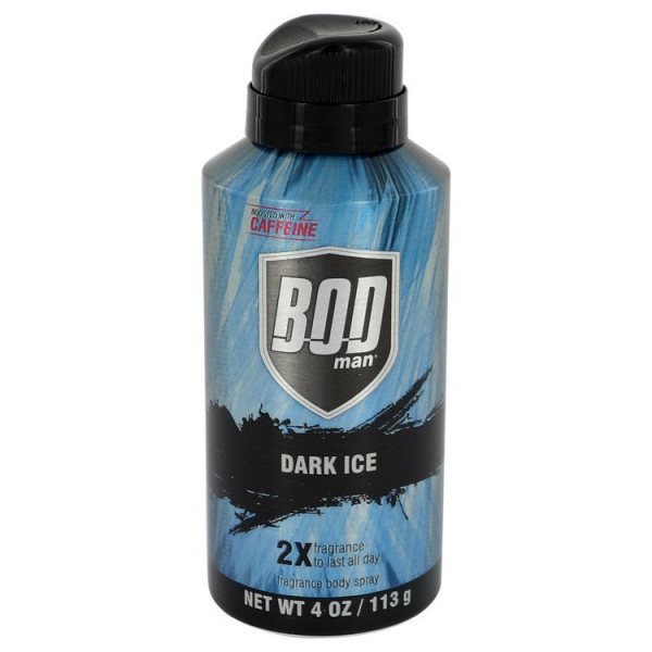 Bod Man Dark Ice - Parfums De Coeur Espray corporal 120 ml