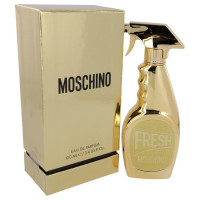 Fresh Gold Couture de Moschino Eau De Parfum Spray 100 ML