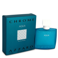 Chrome Aqua de Loris Azzaro Eau De Toilette Spray 50 ML