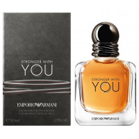 Stronger With You de Emporio Armani Eau De Toilette Spray 50 ML