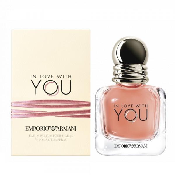 In Love With You - Emporio Armani Eau de parfum 50 ML