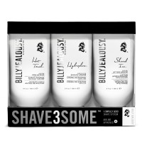 Shave 3 Some de Billy Jealousy Coffret 264 ML