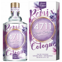 4711 Remix Cologne Lavande de 4711 Eau De Cologne Spray 100 ML