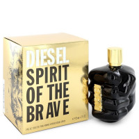 Only The Brave Spirit de Diesel Eau De Toilette Spray 125 ML