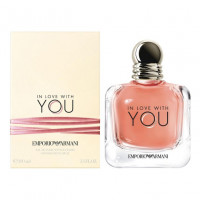 In Love With You de Giorgio Armani Eau De Parfum Spray 100 ML
