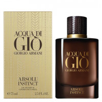 Acqua Di Gio Absolu Instinct de Giorgio Armani Eau De Parfum Spray 75 ML