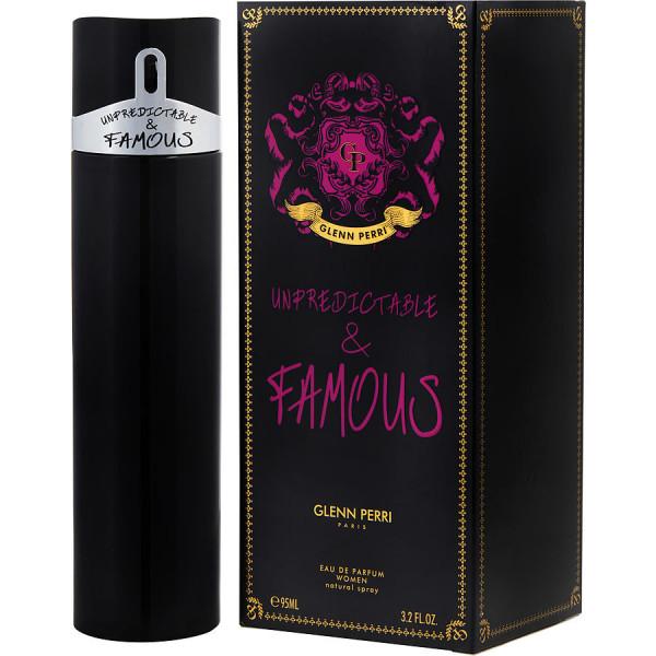 Unpredictable & Famous - Glenn Perri Eau de parfum 95 ML