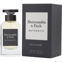 Authentic de Abercrombie & Fitch Eau De Toilette Spray 100 ML