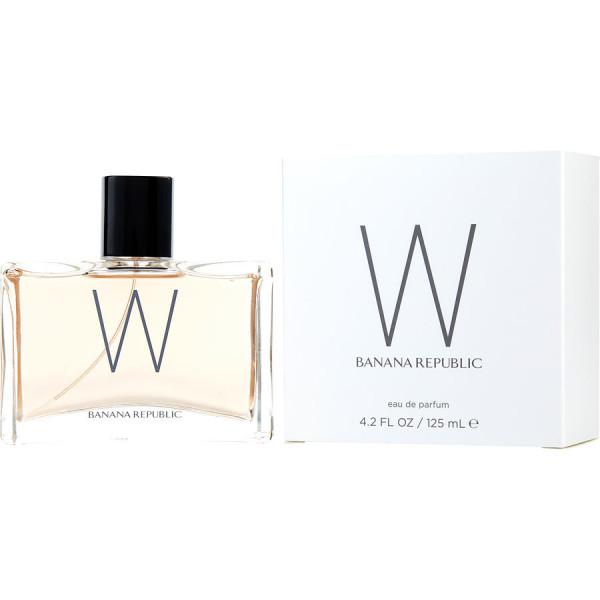 W - Banana Republic Eau de parfum 125 ml