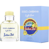 Light Blue Italian Zest de Dolce & Gabbana Eau De Toilette Spray 75 ML