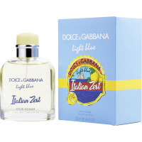 Light Blue Italian Zest de Dolce & Gabbana Eau De Toilette Spray 125 ML
