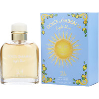 Light Blue Sun de Dolce & Gabbana Eau De Toilette Spray 125 ML