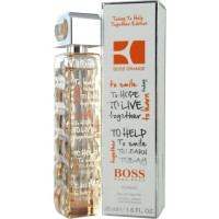 Boss Orange Charity de Hugo Boss Eau De Toilette Spray 50 ML