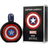 Captain America Hero de Marvel Eau De Toilette Spray 100 ML