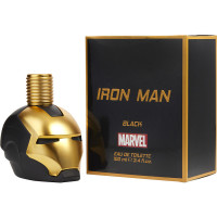 Iron Man Black de Marvel Eau De Toilette Spray 100 ML