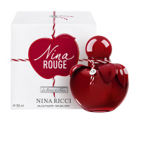 Nina Rouge de Nina Ricci Eau De Toilette Spray 30 ML