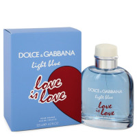 Light Blue Love Is Love de Dolce & Gabbana Eau De Toilette Spray 125 ML