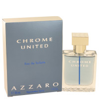 Chrome United de Loris Azzaro Eau De Toilette Spray 30 ML