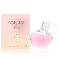 Azzaro Wanted Girl Tonic de Loris Azzaro Eau De Toilette Spray 80 ML