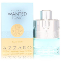 Azzaro Wanted Tonic de Loris Azzaro Eau De Toilette Spray 50 ML