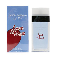 Light Blue Love Is Love de Dolce & Gabbana Eau De Toilette Spray 50 ML