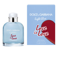 Light Blue Love Is Love de Dolce & Gabbana Eau De Toilette Spray 75 ML