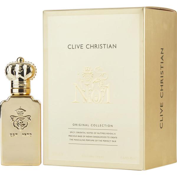 Image of Clive Christian - Clive Christian No. 1 : Fragrance Spray 1.7 Oz / 50 ml