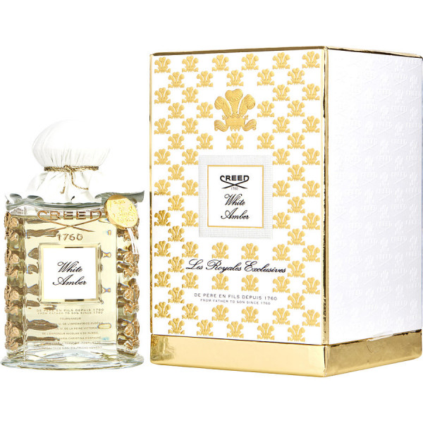 Image of Creed - White Amber : Eau de Parfum 8.5 Oz / 250 ml