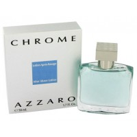 Chrome - Loris Azzaro After Shave 50 ML