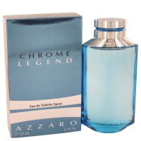 Chrome Legend - Loris Azzaro Eau de Toilette Spray 125 ML