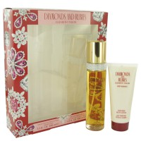 Diamonds & Rubies - Elizabeth Taylor Gift Box Set 100 ML