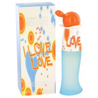 I Love Love - Moschino Eau de Toilette Spray 30 ML