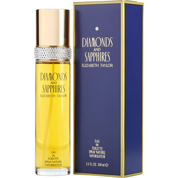 Diamonds & Saphires - Elizabeth Taylor Eau de Toilette spray 100 ML