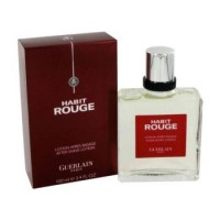 Habit Rouge - Guerlain After Shave Lotion 100 ML