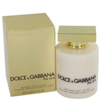 The One Pour Femme - Dolce & Gabbana Scented Body Emulsion 200 ML
