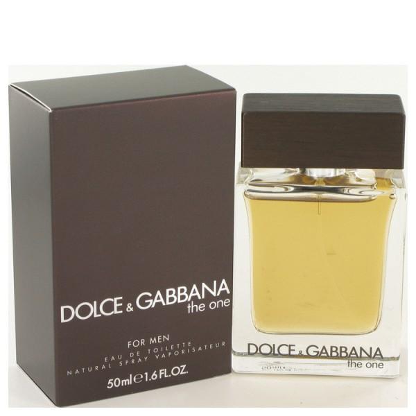 The One Pour Homme - Dolce & Gabbana Eau de Toilette spray 50 ML