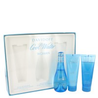 Cool Water Pour Femme - Davidoff Gift Box Set 100 ML