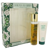 Diamonds & Emeralds - Elizabeth Taylor Gift Box Set 100 ML